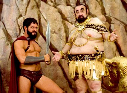 пародия на 300 спартанцев скачать фильм